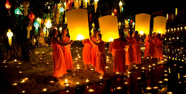 Festivals in Thailand View Holiday trip