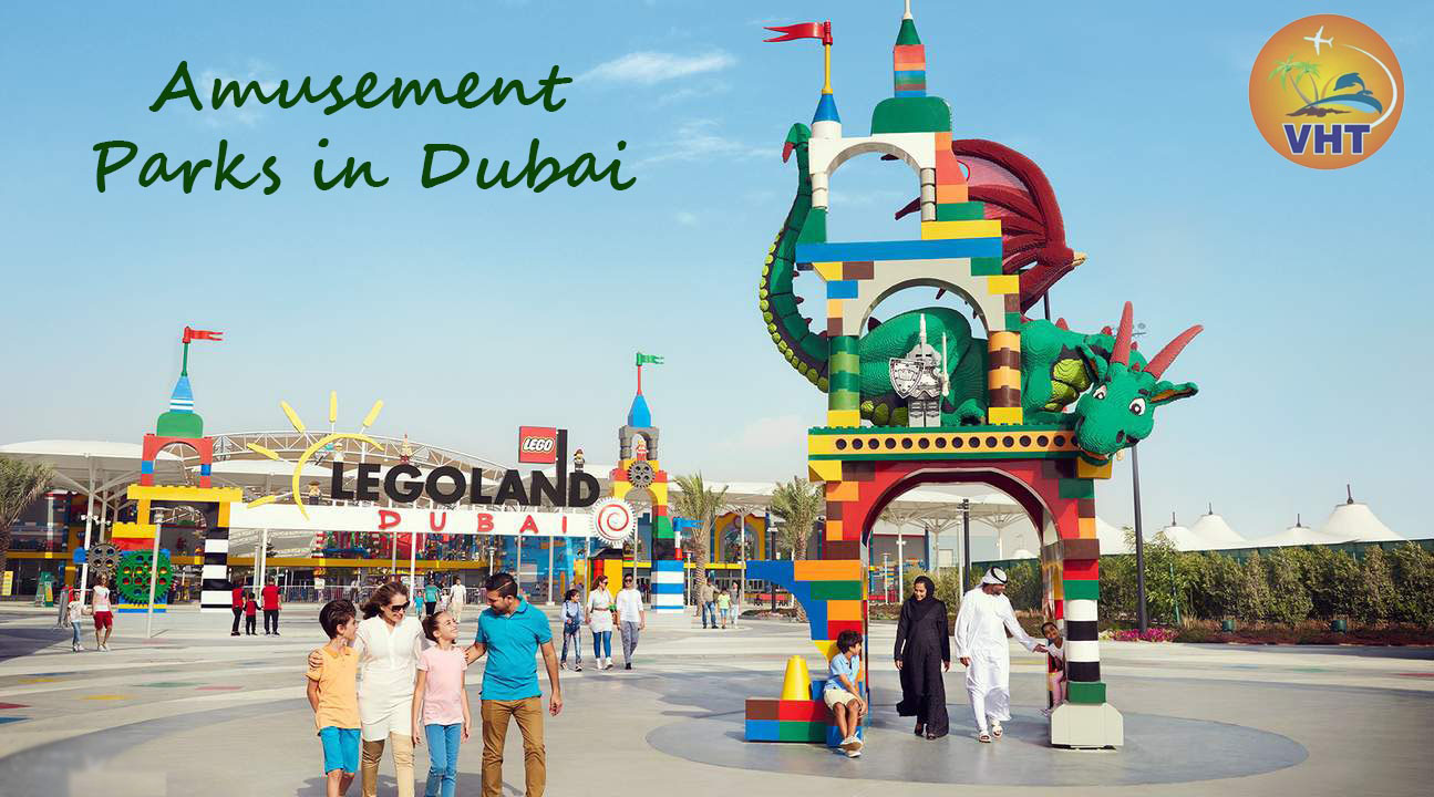 5 Amusement Parks in Dubai You Cannot Miss
