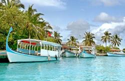 Romantic Maldives Water Villa Jacuzzi Kuramathi Maldives