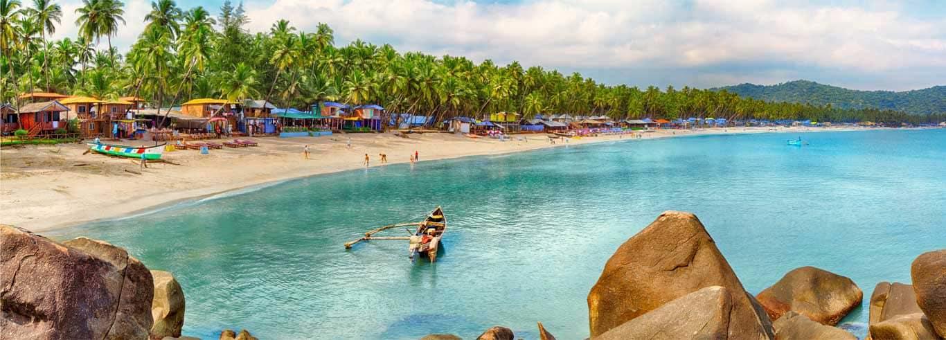 Gorgeous Goa Tour Package