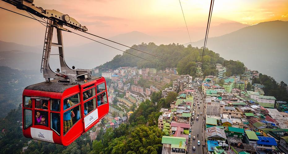 Explore Gangtok Today With A Northeast Tour