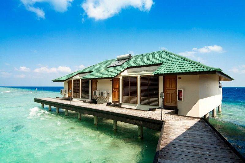 Maldives with 1 Night Water Villa