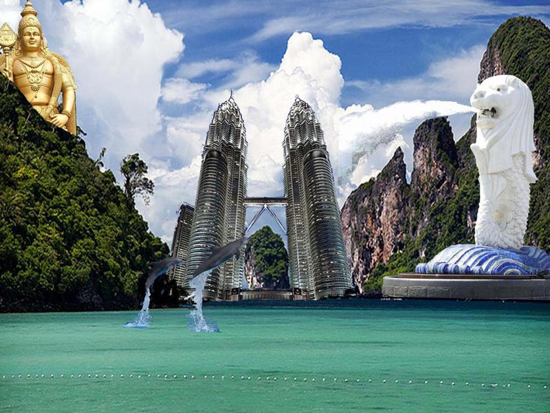 Asian Feast with Singapore & Thailand (7 Nights)