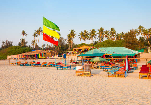 A Goa Tour Full of Fun n Frolic