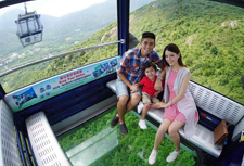 <p>Ngong Ping 360 announces that cable car service will be suspended until further notice ... you can feast your eyes with the panoramic vistas of Lantau Island and beyond, ... cultural heritage such as Po Lin Monastery and the Tian Tan Buddha.</p>