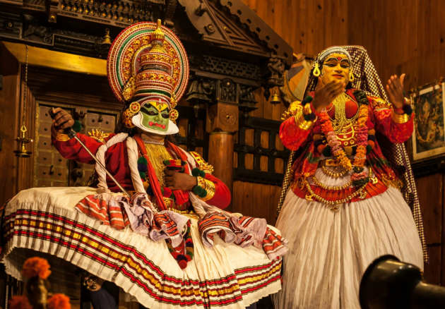Charismatic Kerala Family Holiday Package