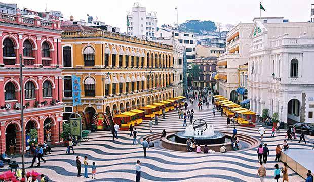 5 Nights Holidays In Hong Kong & Macau