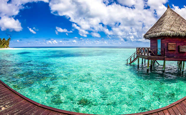 Sheraton full Moon Resort & Spa Maldives