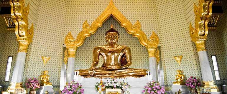 Exotic Holiday In 3N Bangkok