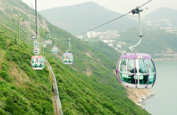 Hong Kong & Macau with Lantau island Cable Car (6 Nights)