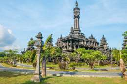 <p>Visit Denpasar town with it unique and variety of local society life combines with the traditional Balinese culture activities.Places of interest that you will visit during Denpasar City Tour are Badung Traditional Market, Jagatnata Temple , Bali Museum, Bajra Sandhi Monument.</p>