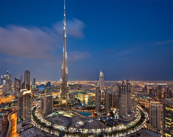 04 Nights Family Holiday Dubai