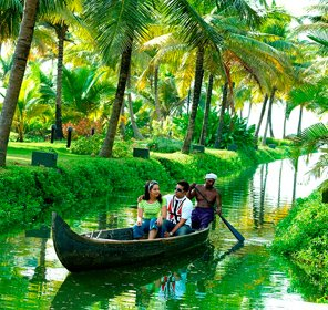 4N/5D Budget Kerala Package
