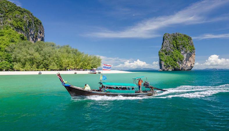 Phuket & Krabi (4 Nights)
