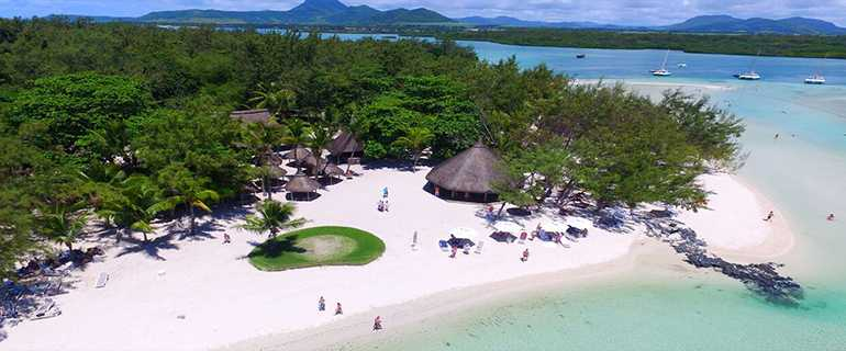 6N Tarisa Resort and Spa Mauritius