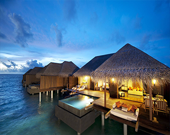 3N Bandos Island Resort & Spa Maldives