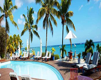 6N Coral Azur Beach Resort mauritius