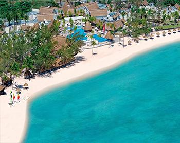 6N Ambre Resort Mauritius