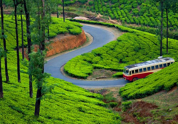 Deluxe Kerala Holiday 4N/5D