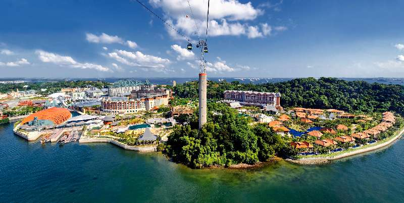3N Singapore+2N Cruise + 3N Malaysia