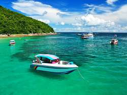 Phuket & Krabi James bond island (6 Nights)